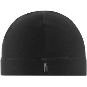 Buff Polar Hat Solid Black